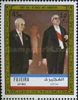 [Airmail - Charles de Gaulle, Typ AHC]