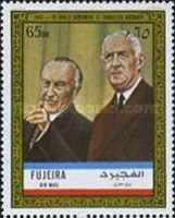 [Airmail - Charles de Gaulle, Typ AHE]