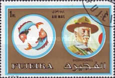 [Airmail - Zodiac and Famous Men, Typ AUU]