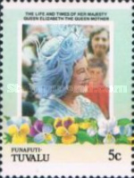 [The 85th Anniversary of the Birth of Queen Elizabeth, 1900-2002, Typ A]