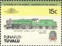 [Railway Locomotives, Typ AA]