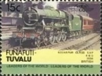 [Railway Locomotives, Typ AB]