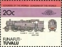 [Railway Locomotives, Typ AC]