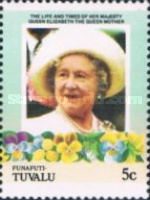 [The 85th Anniversary of the Birth of Queen Elizabeth, 1900-2002, Typ B]