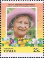 [The 85th Anniversary of the Birth of Queen Elizabeth, 1900-2002, Typ C]