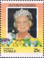 [The 85th Anniversary of the Birth of Queen Elizabeth, 1900-2002, Typ D]