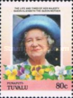 [The 85th Anniversary of the Birth of Queen Elizabeth, 1900-2002, Typ E]