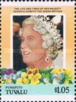 [The 85th Anniversary of the Birth of Queen Elizabeth, 1900-2002, Typ H]
