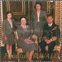 [The 40th Anniversary of the Wedding of Queen Elizabeth II & Prince Philip, Typ V]