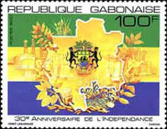[The 30th Anniversary of Independence, type AGG]