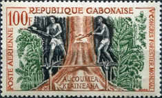 [Airmail - The 5th World Forestry Congress, Seattle, type AL]