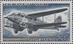 [Airmail - Evolution of Air Transport, type AY]
