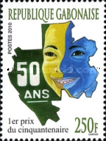 [The 50th Anniversary of Independence, type BDI]