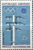 [Summer and Winter Olympic Games - Mexico City '68, Mexico & Grenoble '68, France, type EL]