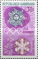 [Summer and Winter Olympic Games - Mexico City '68, Mexico & Grenoble '68, France, type EM]
