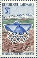 [Summer and Winter Olympic Games - Mexico City '68, Mexico & Grenoble '68, France, type EN]