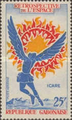 [Airmail - History of Flight, type HW]
