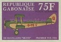 [Airmail - The 1st Anniversary of the Death of Claude Dornier, type IX]