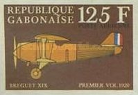 [Airmail - The 1st Anniversary of the Death of Claude Dornier, type IZ]