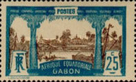 [Libreville - Inscription