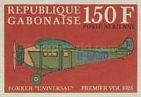 [Airmail - The 1st Anniversary of the Death of Claude Dornier, type JA]