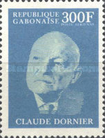 [Airmail - The 1st Anniversary of the Death of Claude Dornier, type JC]