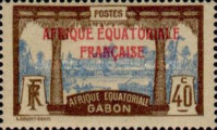 [Issues of 1911-22 in New Colors - Inscription