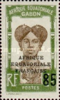 [Issues of 1924-31 Surcharged with New Values, type Q1]