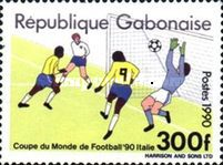 [Football World Cup - Italy, type XGE]