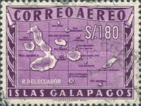 [Airmail - Local Motifs, type E]