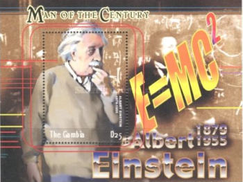 [Election of Albert Einstein as Time Magazine