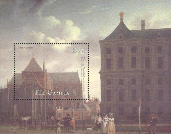 [The 200th Anniversary of Rijksmuseum, Amsterdam - Dutch Paintings, type ]