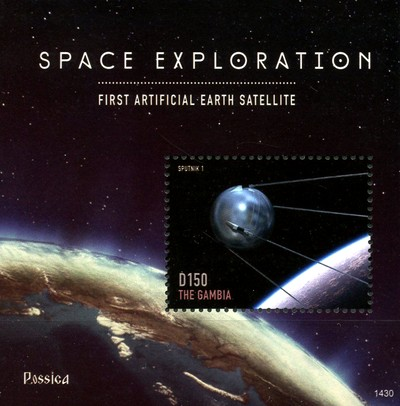 [Space Exploration - First Artificial Earth Satellite, type ]