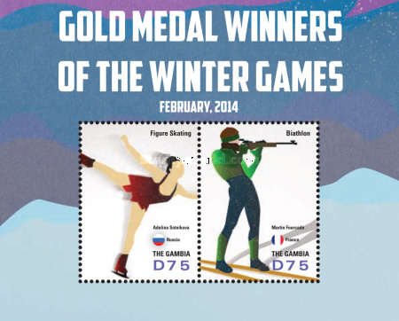 [Winter Olympic Gold Medal Winners, type ]
