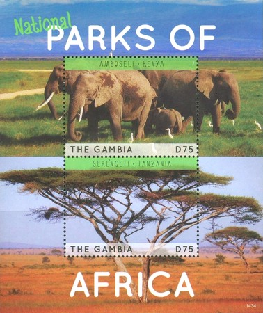 [National Parks of Africa, type ]