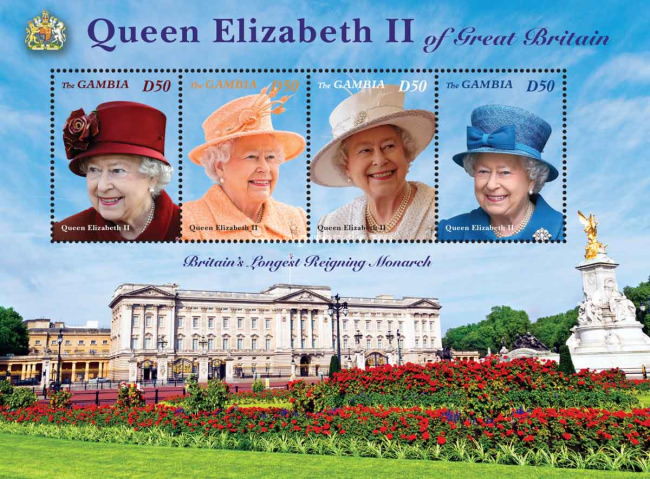 [Queen Elizabeth II - Longest Reigning Monarch in British History, type ]