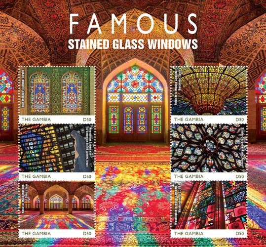[Famous Stained Glass Windows, type ]