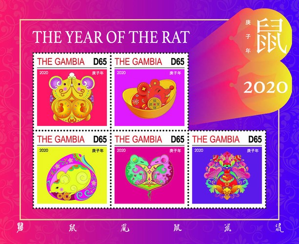 [Chinese New Year - Year of the Rat, type ]