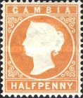 [Queen Victoria - Upright Watermarked, See Also No. 5A-11A, type A4]