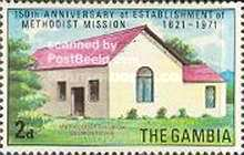 [The 150th Anniversary of Establishment of Methodist Mission, type CO]