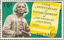 [The 150th Anniversary of Establishment of Methodist Mission, type CQ]