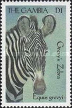 [Wildlife of Africa, type DUI]