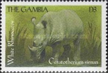 [Wildlife of Africa, type DUK]