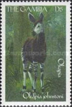 [Wildlife of Africa, type DUM]