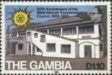 [The 30th Anniversary of West African Examinations Council, type JE]