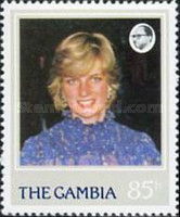 [The 21st Anniversary of the Birth of Diana, Princess of Wales, type JN]