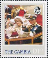 [The 21st Anniversary of the Birth of Diana, Princess of Wales, type JO]