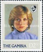 [The 21st Anniversary of the Birth of Diana, Princess of Wales, type JP]
