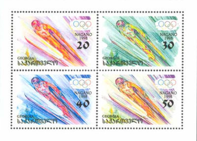 [Winter Olympic Games - Nagano, Japan, type ]