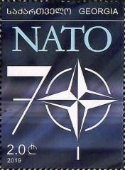 [The 70th Anniversary (2019) of NATO, type ACV]